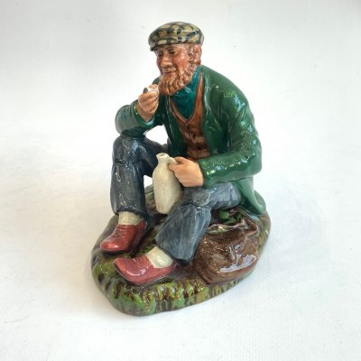 Фигурка, Royal Doulton, The Wayfarer, № 2362, Англия, 1969 г.
