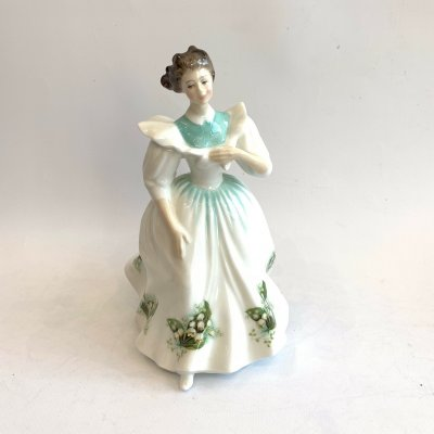 Фигурка, Royal Doulton, Figurine Of The Month May, № 2711, 1988 г.